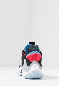 Jordan - WHY NOT 2 SE - Obuwie do koszykówki - red orbit/black/white - 4
