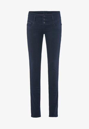 MYSTERY PUSH UP - Jeans Skinny Fit - blau_8505