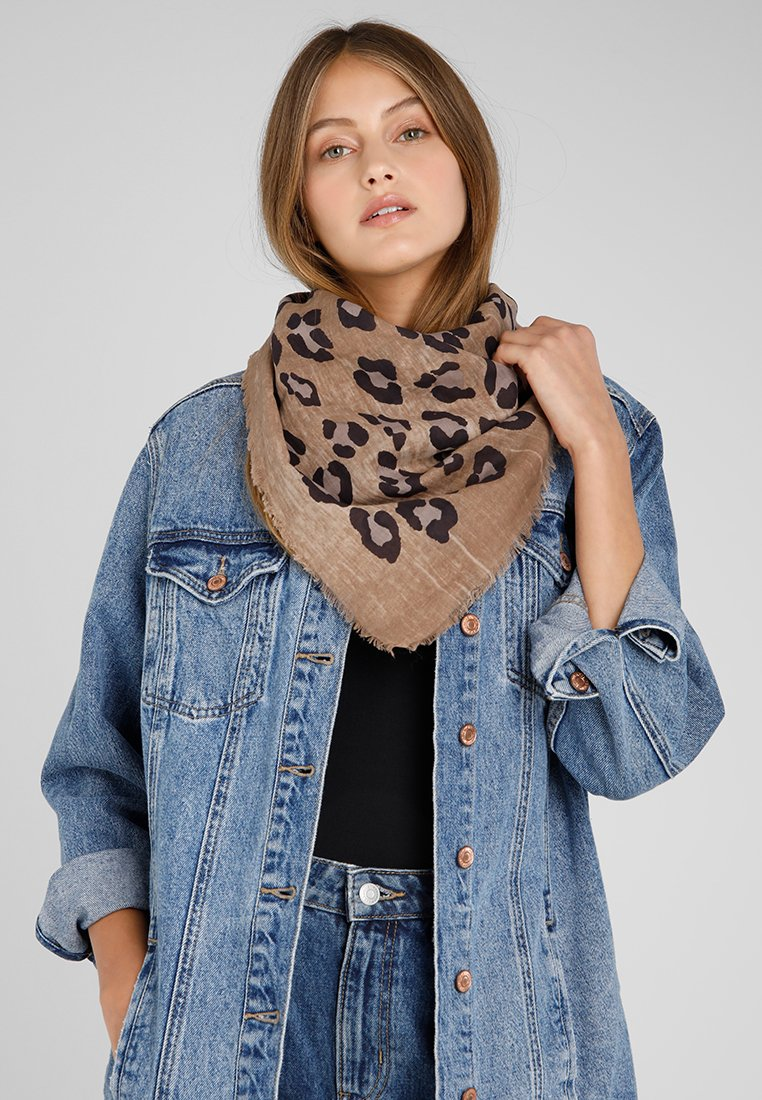 Fraas - Foulard - taupe