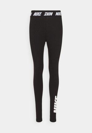 CLUB  - Legginsy - black
