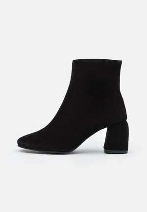 BOMBAY HEELED BOOT  - Classic ankle boots - black