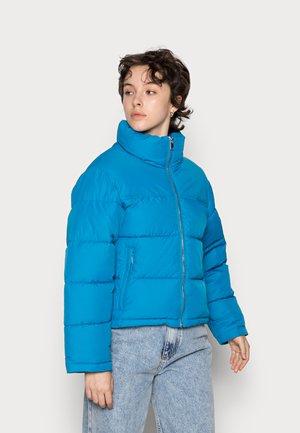 MY PUFFER JACKET - Winter jacket - blue