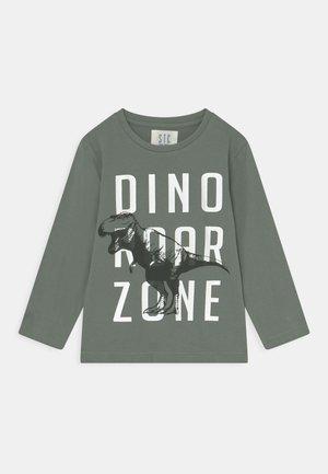 Camiseta de manga larga - dusty green