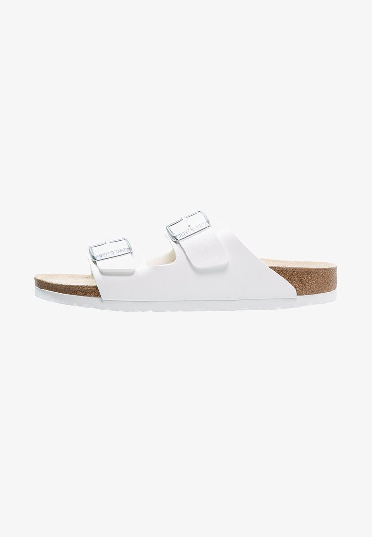 Birkenstock - ARIZONA NARROW FIT - Slip-ins - weiß