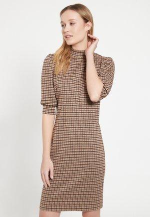 Shift dress - braun
