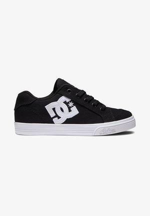Sneakers laag - black/white/black