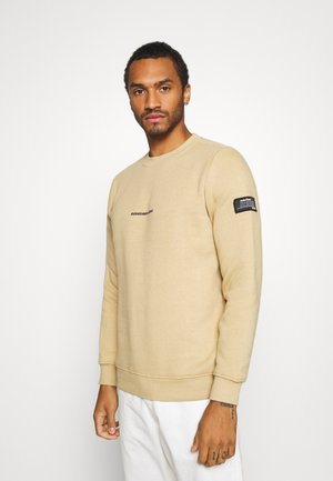 BRUCE - Sweatshirt - travertine
