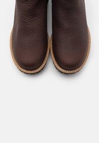 ECCO - ELAINE - Ankle boots - dark brown - 5