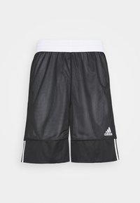 adidas Performance - SPEED REVERSIBLE SHORTS - Sports shorts - black - 4