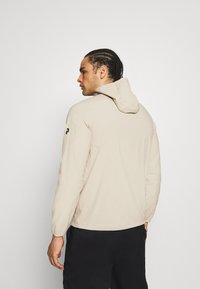 Peak Performance - TECH A2B LIGHT - Soft shell jacket - celsian beige - 2