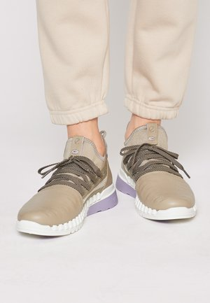 ZIPFLEX  - Trainers - vetiver