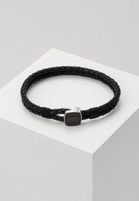 BOSS - SEAL - Bracelet - black - 0