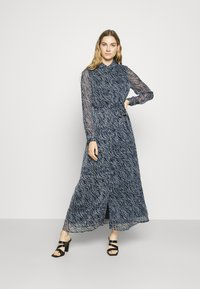 Vero Moda Tall - VMRYLEE MALLY SHIRT DRESS  - Maxi dress - flint stone - 1