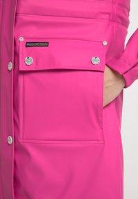 Schmuddelwedda - Waterproof jacket - pink - 3