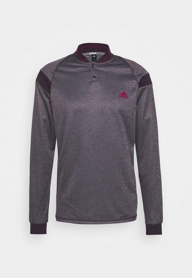 WARMTH 1/4 ZIP - Sweatshirt - noble purple