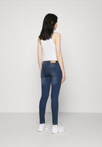 Noisy May - NMEVE BREAK  - Jeans Skinny Fit - medium blue denim - 2