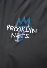 Nike Performance - NBA BROOKLYN NETS CITY EDITION JACKET - Träningsjacka - black - 6