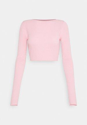 RIVIERA - Jumper - candy pink