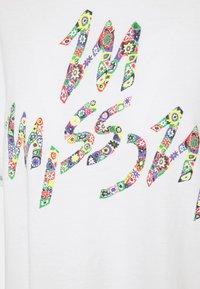 M Missoni - MANICA CORTA - Print T-shirt - white - 2