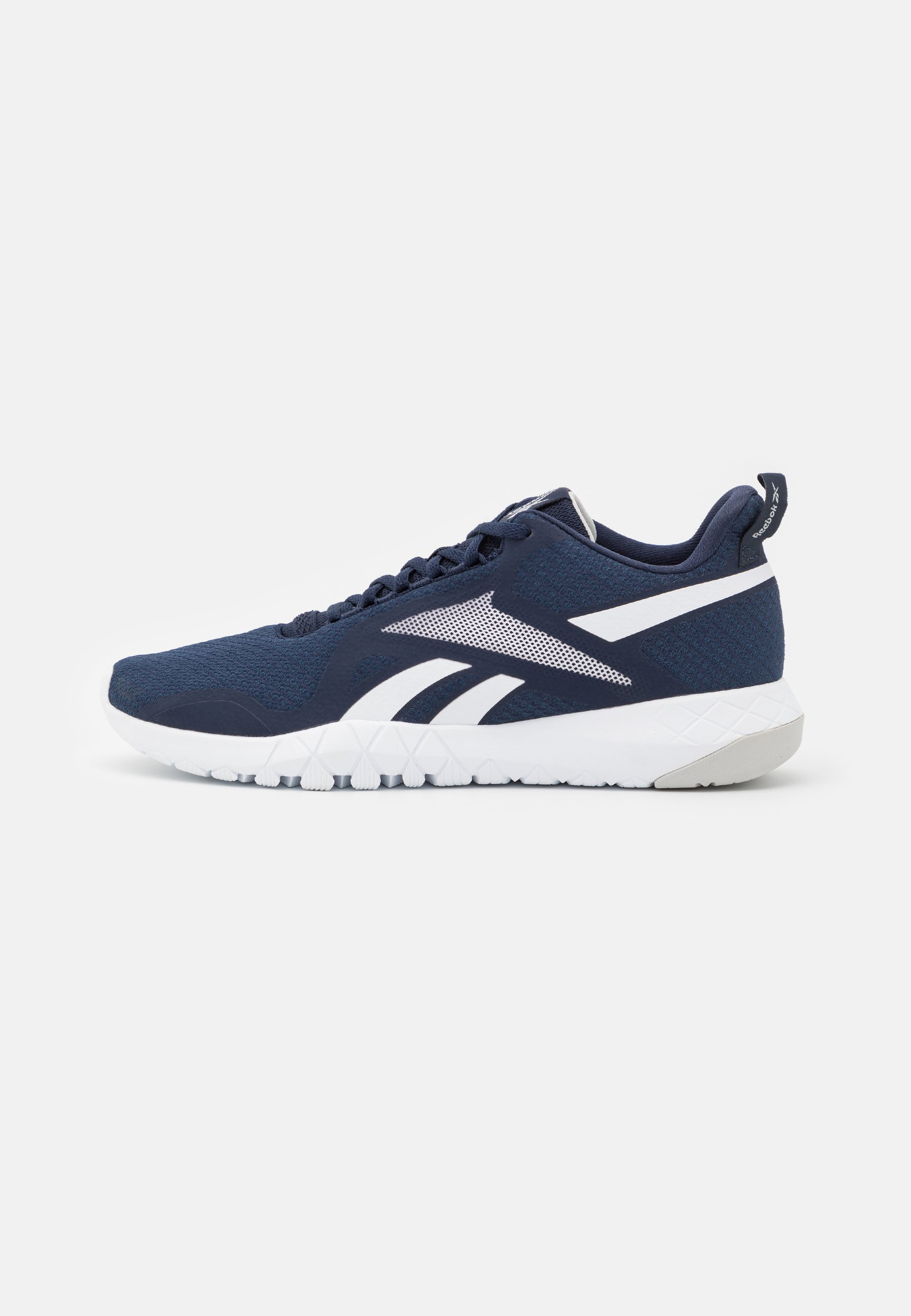 Men FLEXAGON FORCE 3.0 - Sports shoes - vector navy/footwear white/pure grey