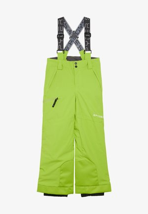 BOYS PROPULSION - Snow pants - mojito
