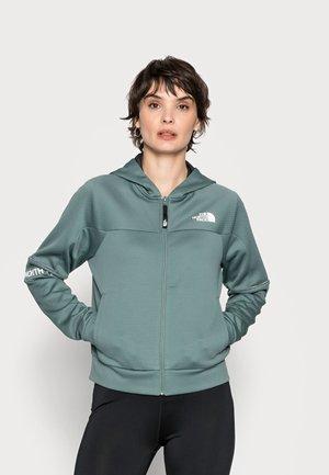 Summer jacket - balsam green