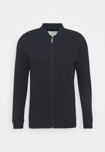 JACKET - Zip-up sweatshirt - sky captain blue