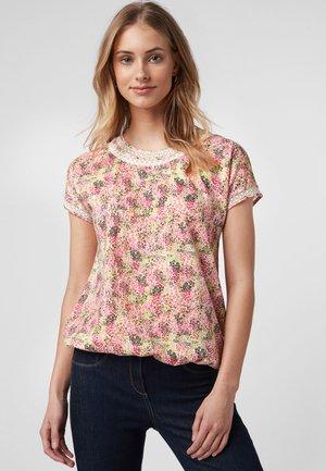 BUBBLEHEM - Print T-shirt - pink