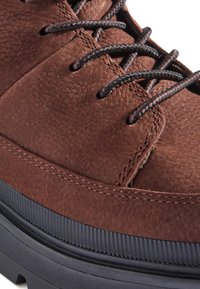 Timberland - RAY CITY  - Platform ankle boots - soil - 3