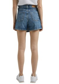 edc by Esprit - Denim shorts - blue medium washed - 2