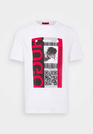DIDENTITY - T-shirts print - white