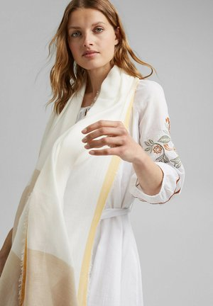 SUMMER BREEZE - Scarf - off white