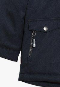 TrollKids - GIRLS OSLO COAT  - Winter coat - navy/magenta - 5