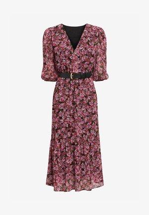 Jersey dress - pink