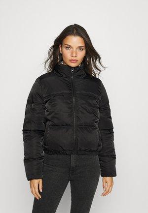NMANNI JACKET - Winter jacket - black