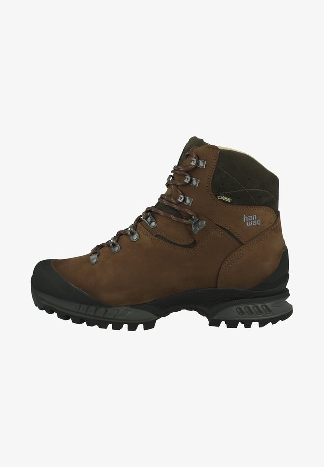 Hiking shoes - brown