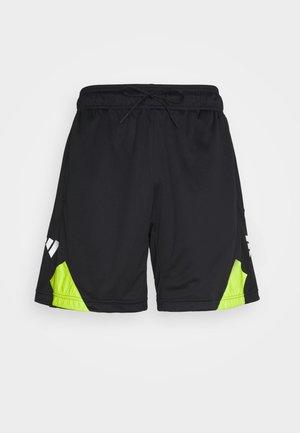 SPORTSWEAR STREET REGULAR SHORTS - Sports shorts - black/sesosl