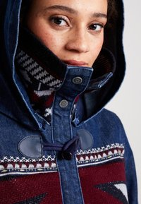 Desigual - CHAQ NAVAI - Manteau court - denim dark blue - 3