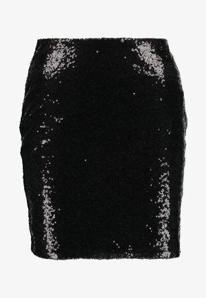Miniskjørt - black