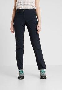 Mammut - RUNBOLD ZIP OFF WOMEN - Outdoor trousers - black - 0