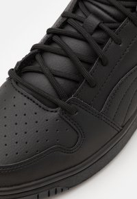 Puma - REBOUND LAYUP UNISEX - Sneakers high - black
