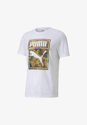 TEE UOMO - T-shirt print - white