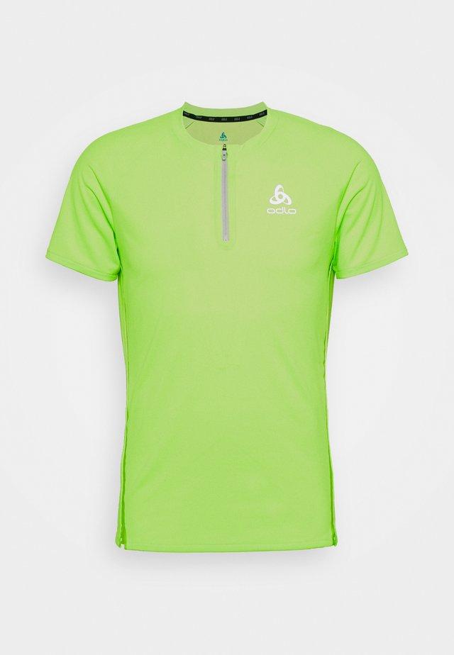 AXALP TRAIL ZIP - T-shirt print - lounge lizard