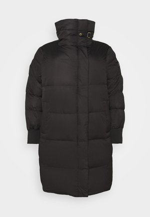 COAT - Piumino - black