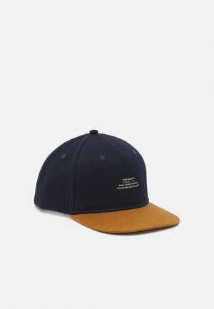 PEAK SOLID BLOCKING UNISEX - Cap - dark navy