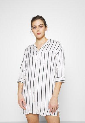 HYLDA LIQUETTE - Noční košile - ecru