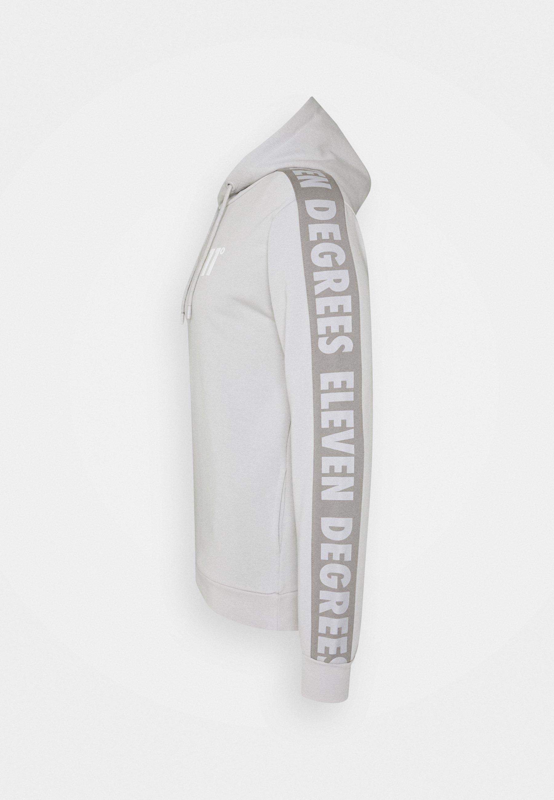 Største Leverandør Shopping Online Tøj til herrer 11 DEGREES RADAR HOODIE Hættetrøjer vapour grey aWR3aw 4WkakR