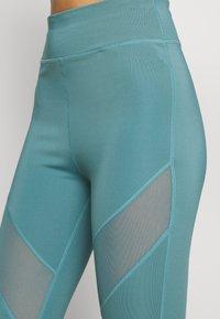 Even&Odd active - Leggings - blue - 4