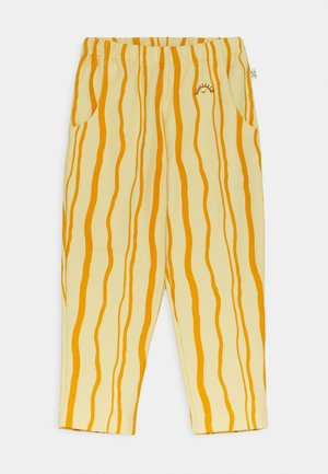 SAND WAVE UNISEX - Pantalones - straw