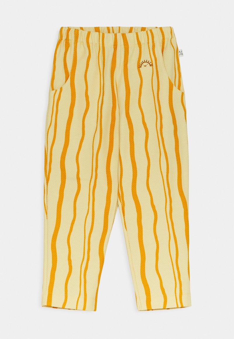 Mainio - SAND WAVE UNISEX - Trousers - straw